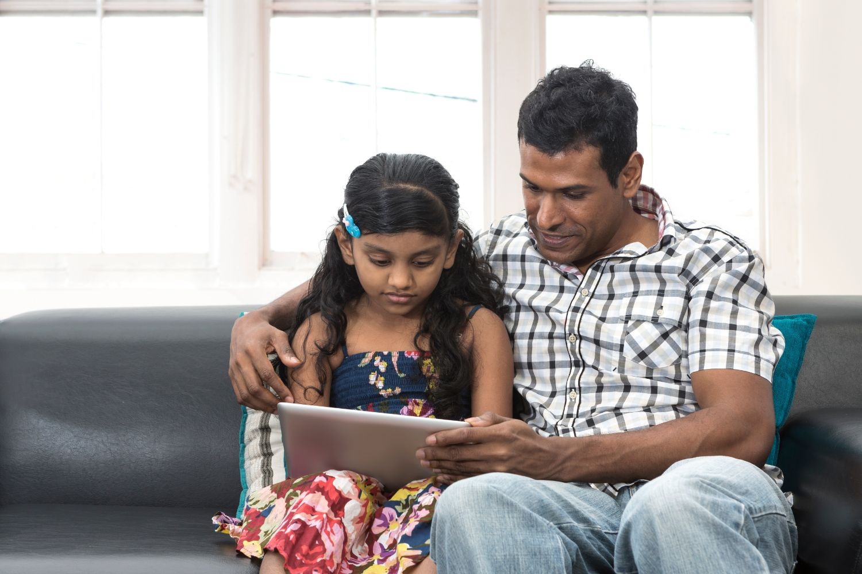 Dad fucks his step indian not daughter